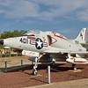 Douglas A-4L Skyhawk<br /> more than 2900 Skyhawks were built between 1954 - 1979