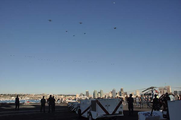 Centennial of Naval Aviation Feb 12, 2001