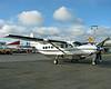 Cessna 208B Caravan at Thunder Bay, Canada September, 2011.