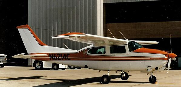 Cessna T210