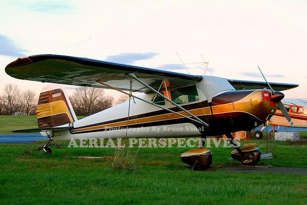 N1861V - 1943 Cessna 140