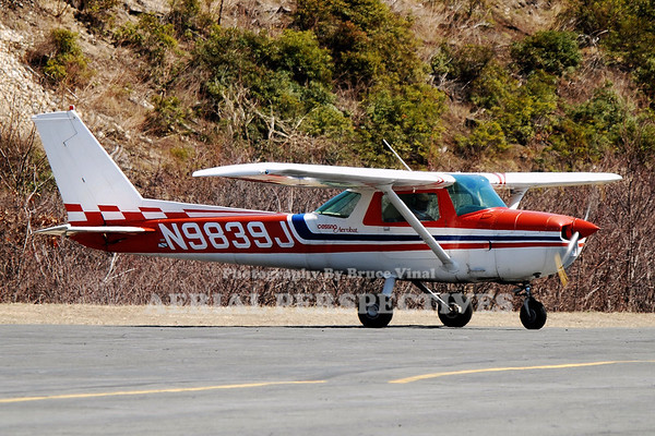 N9839J - 1975 CESSNA A150M Aerobat