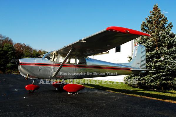N7573M - 1958 Cessna 175