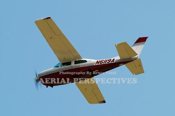 N6119A - 1979 Cessna T210N