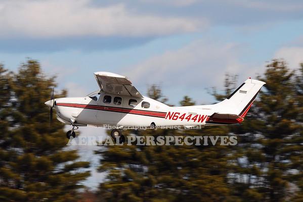 N6444W - 1982 Cessna P210N Centurian