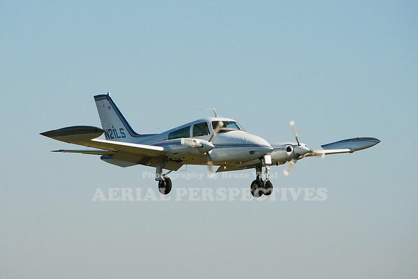 N21LS - 1968 Cessna T310P