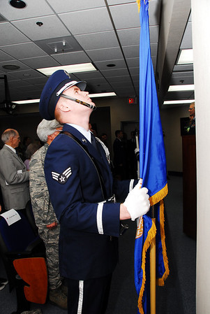 Change of Command, Official Pictures