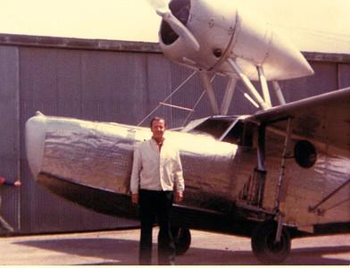 """Channing Clark's Fleetwings """"Seabird"""" N16793"""