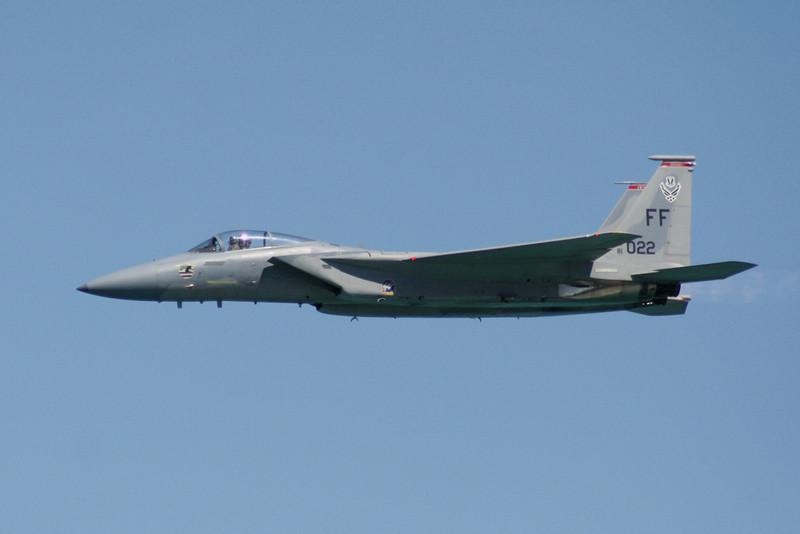 F-15 Eagle.