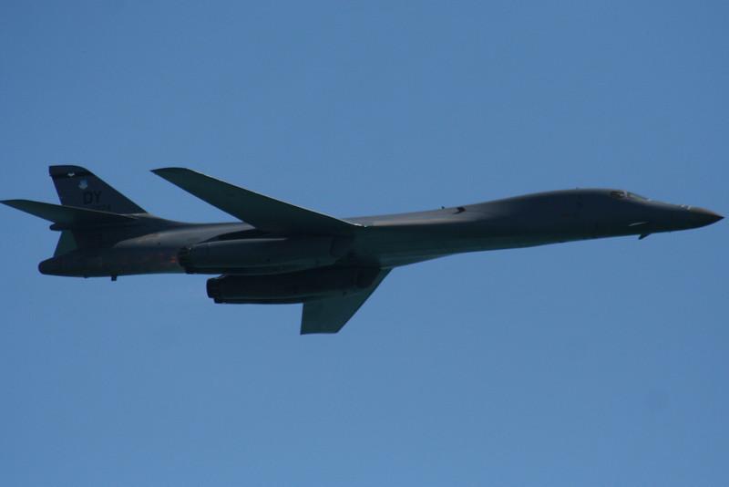B-1 Lancer Bomber.