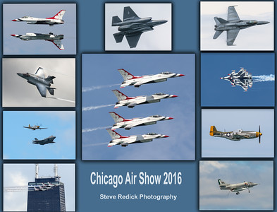 Chicago Air Show 2016