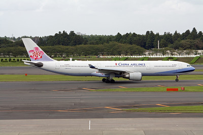 China Airlines Airbus A330-300 B-18301