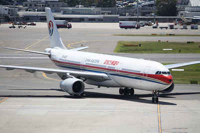 China Eastern Airlines Airbus A330-343 B-6100