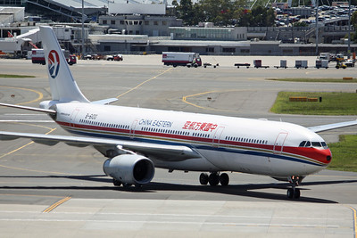 China Eastern Airbus A330-300 B-6100