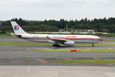 China Eastern Airlines Airbus A330-300 B-6096