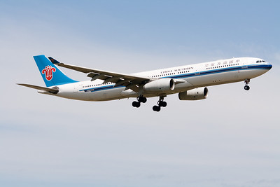 China Southern Airbus A330-300 B-6111