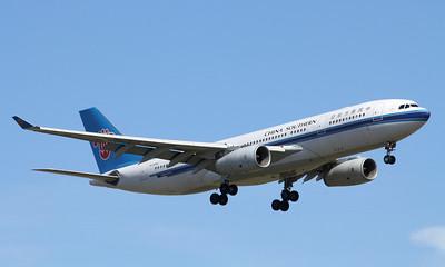 China Southern Airbus A330-200 B-6056