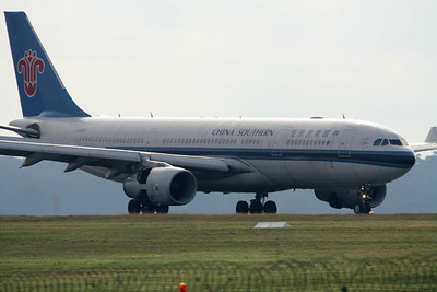 China Southern Airbus A330-200 B-6059