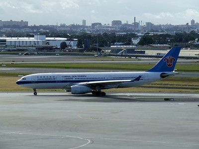 China Southern Airlines Airbus A330-243 B-6057