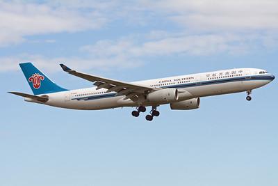 China Southern Airbus A330-300 B-6502