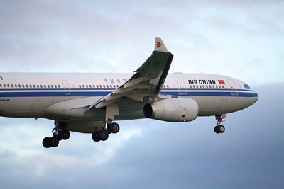 Air China Airbus A330-200 B-6073