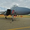 "F-15 Streak Eagle ""Chocked"""