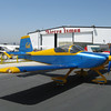 Another RV-9A in a UC Berkeley paint scheme.