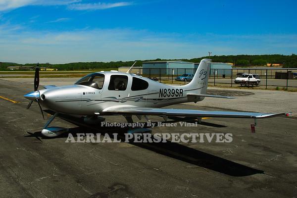 N839SR - 2007 CIRRUS DESIGN CORP SR22