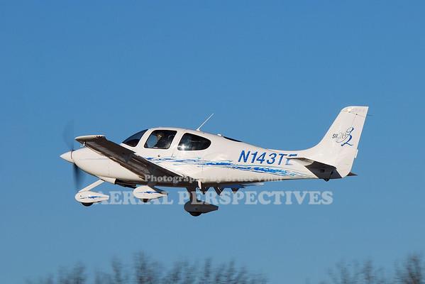 N143TE - 2007 Cirrus SR20
