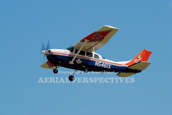 N5461X - 1980 Cessna U206G