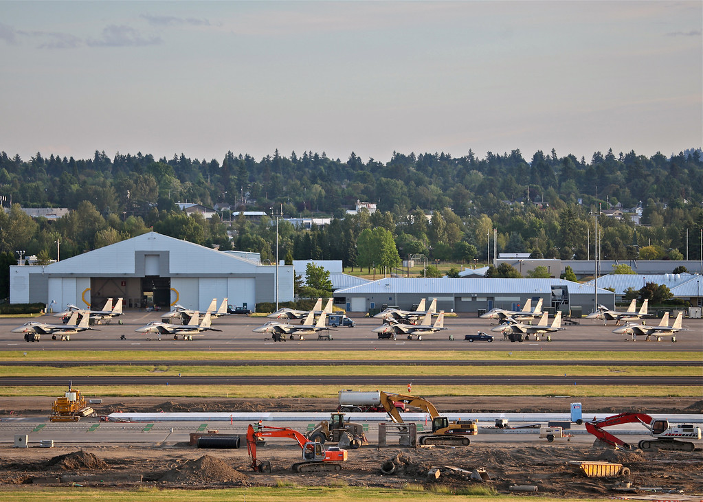 Oregon ANG Flightline