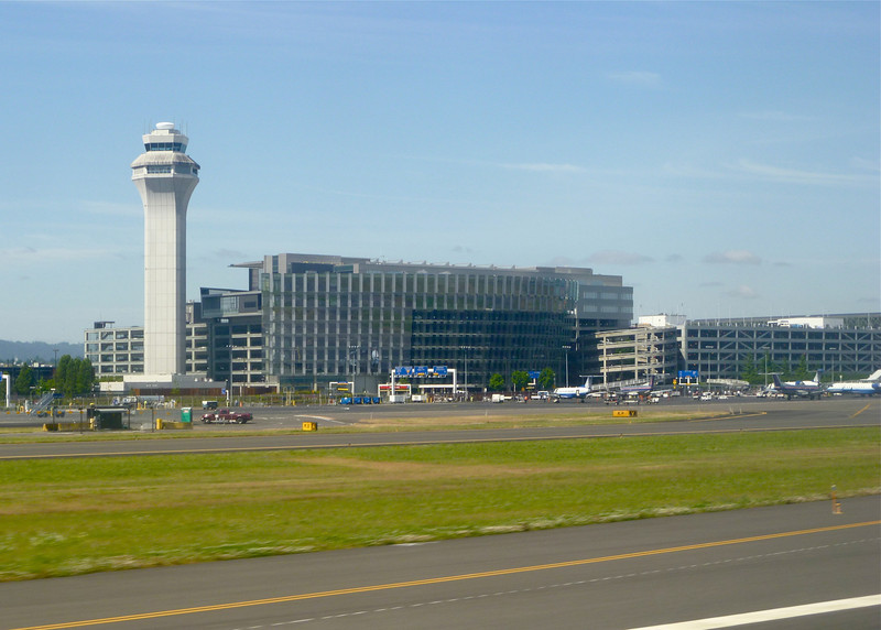 Portland International Airport (Oregon - USA)