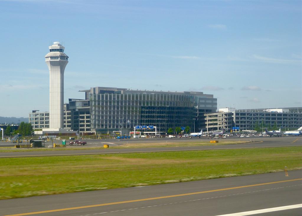 Portland International Airport (Oregon - USA)