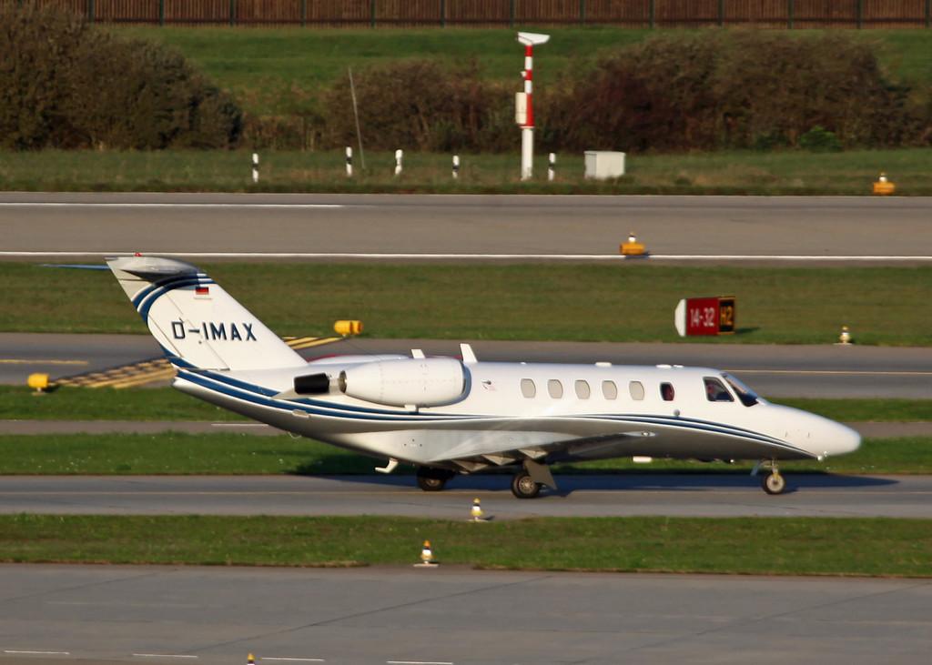 D-IMAX Cessna 525A CitationJet 2 (Zurich) Silver Cloud Air
