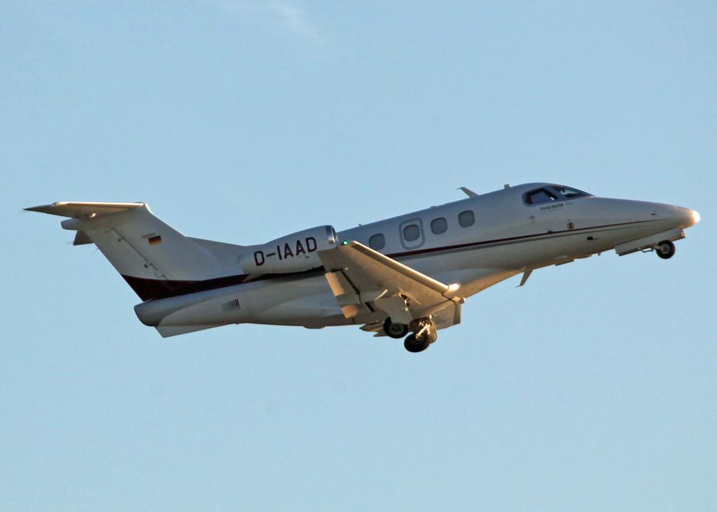 D-IAAD Embraer 500 Phenom 10 (Zurich)  Arcus Air