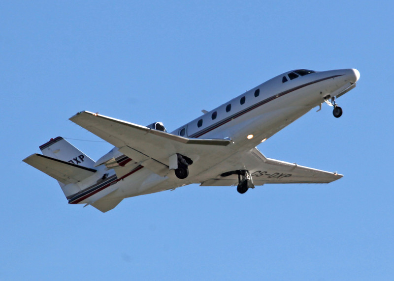 CS-DXP Cessna 560XLS Citation XLS (Zurich) NetJets Europe