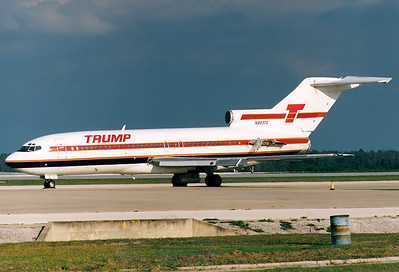 Boeing 727-25 Trump Shuttle REG: N903TS  Orlando - Intl. (McCoy) (MCO / KMCO) Florida, USA October 1990
