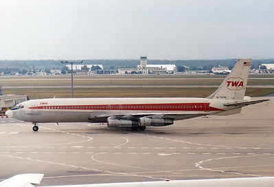 Boeing 707-331B Trans World Airlines - TWA REG: N774TW  Frankfurt am Main (Rhein-Main AB) (FRA / EDDF) Germany September 11, 1978