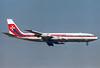 Air Malta (TAP Air Portugal)  Boeing 707-3F5C  REG: CS-TBU MSN: 20515  Nuremberg (NUE / EDDN) Germany - August 1987