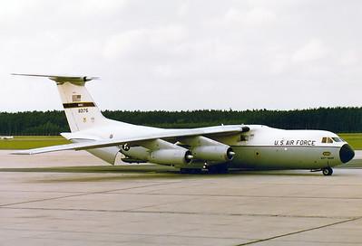 USA - Air Force REG: 66-0175 Lockheed C-141A Starlifter  MSN: 300-6201 Nuremberg (NUE / EDDN) Germany - June 8, 1979