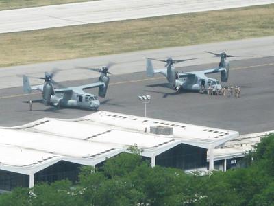 Cleveland, Ohio..has a U.S. Marines Week Show. June 2012