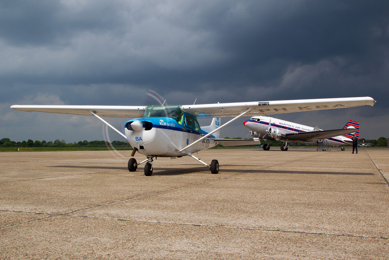 Grote Hoogvliegersdag Groningen Eelde Airport - 19 mei 2012