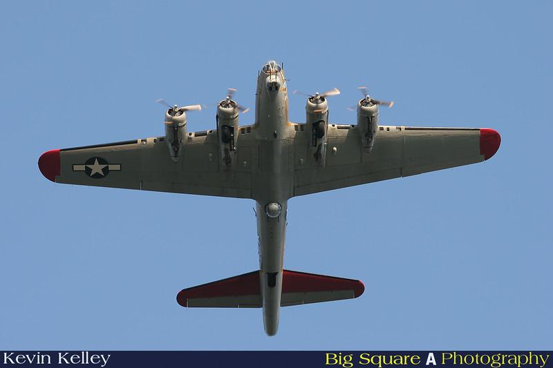 The Collings Foundation B-17 Nine O Nine