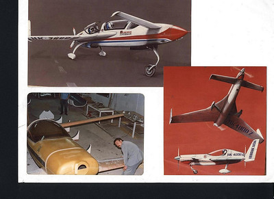 out of the blue,some design work for a little air plane company,more pictures will come soon