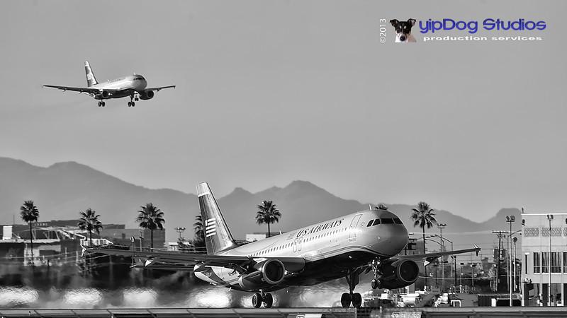 IMAGE: http://yipdog.smugmug.com/Airplanes/Aircraft/i-hcwnV7D/0/L/Stacked%20US%20Airways-L.jpg