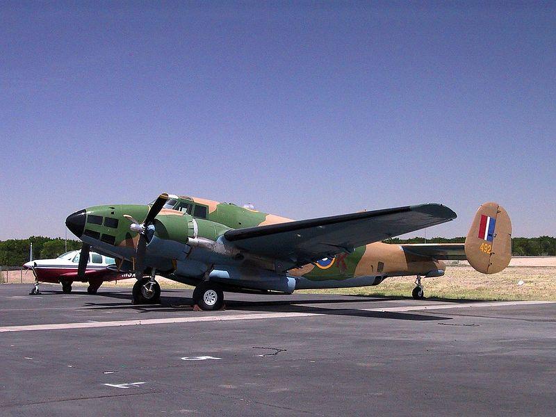 Lockheed Hudson<br /> <br /> --- 6315_CRW_01.jpg ---