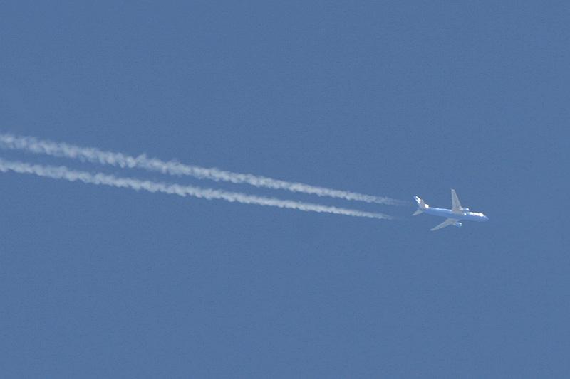 Zoom 767-300 OOM658 CYVR-MMUN