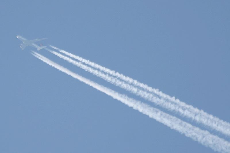 Lufthansa DLH498 FRA-MEX Boeing 747-400