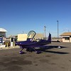 I decided to stop in Gila Bend for a fuel stop. Lot's of training flights coming in and going out.