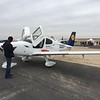 Flight training aircraft for Lufthansa. They have an academy in AZ.